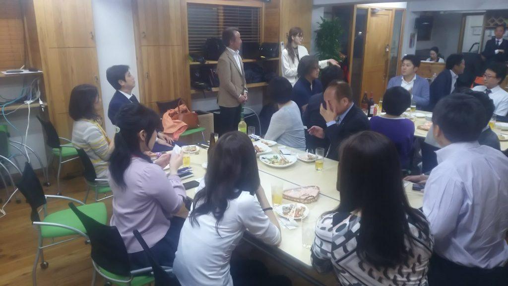 保護中: 【開催報告】NMおむすび支部 第18回月例会
